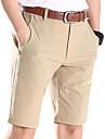 Férfi Planinarske kratke hlače Külső Könnyű Gyors szárítás Lélegzési képesség Nadrágok Modern tánc Túrázás Szabadtéri gyakorlat Katonai zöld Szürke Khakizöld XXXL 4XL 5 XL / Mikroelasztikus