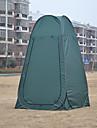 1 osoba Rodinné kempování stan Outdoor Větruvzdorné Odolná proti UV záření Odolné vůči dešti S jednou vrstvou Automatický Camping Tent 1000-1500 mm pro Kempování a turistika Skleněné vlákno Tkanina