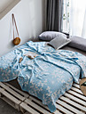 Bed Blankets, Solid Colored Cotton Soft Comfy Super Soft Blankets