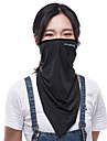 ROCKBROS Balaclava Dark Grey Blue Grey Breathable Moisture Wicking Ultraviolet Resistant Camping / Hiking Cycling / Bike Running Unisex Solid Color Rayon / High Elasticity / Mountain Bike MTB