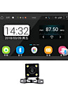 SWM H-2007+4LED camera 7 pulgada 2 Din Android 8.1 Reproductor multimedia para coche / Coche MP5 Player / Navegador GPS para coche Pantalla Tactil / MP3 / Bluetooth Integrado para Universal RCA / GPS