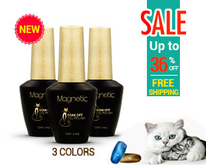 cat eye magnetische gel polish