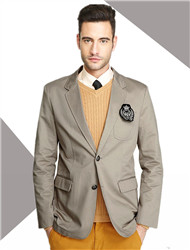 Slim fit blazere