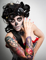 Temporära tatueringar