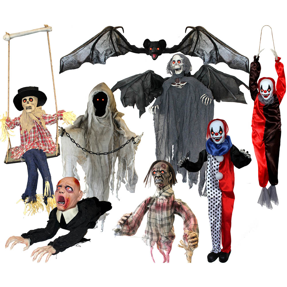 Halloweenutstyr